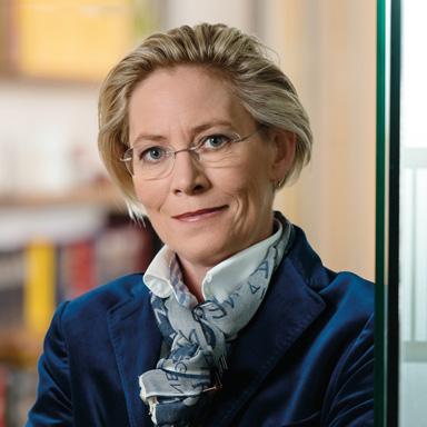 Alexandra B. Huber